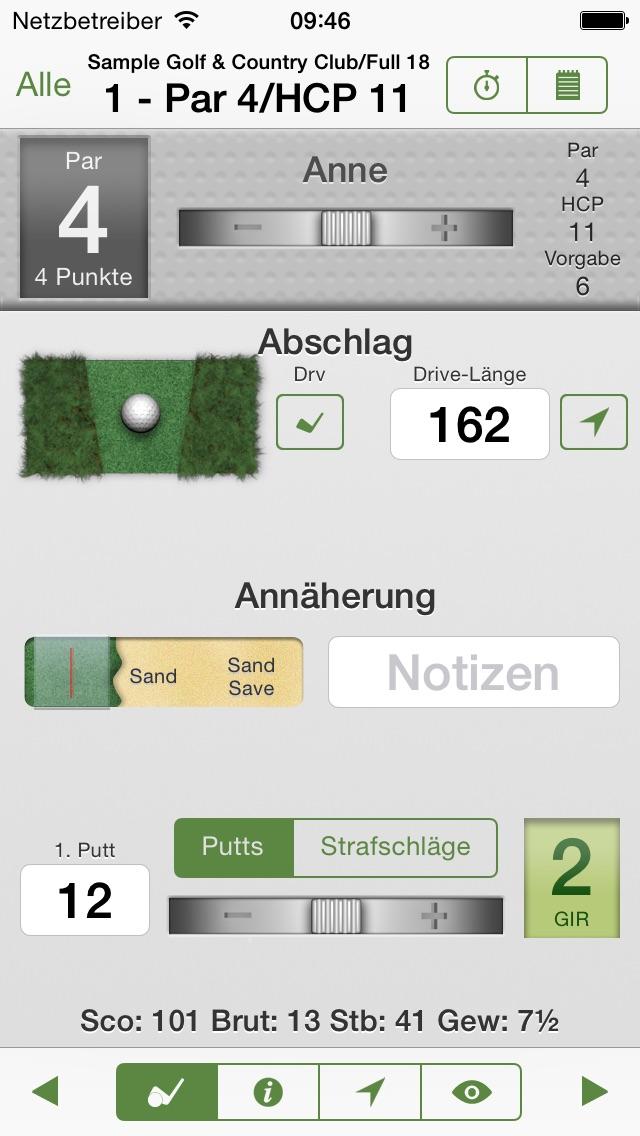Screenshot for Birdie in Germany App Store