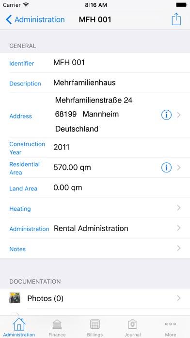 Caretaker Real Estate Manager review screenshots