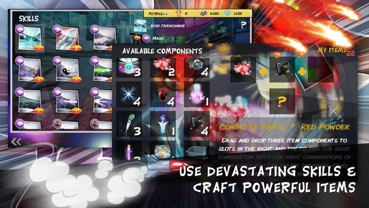 Comic Battle screenshot-3
