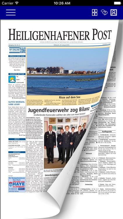 Fehmarnsches Tageblatt e-Paper screenshot-4