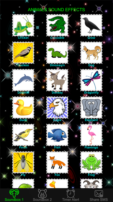 Animal Chatter Sound Effects Button Free: Funny Sounds for