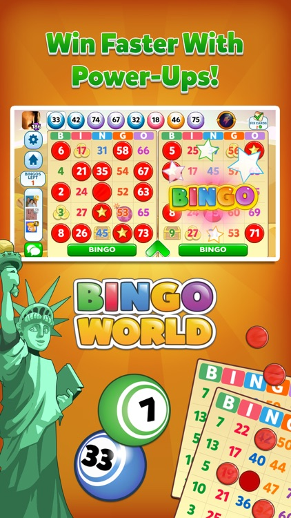 Bingo World - Bingo and Slots Game
