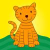 Os Animais Selvagens - Jogos Divertidos e Educativos para Crianças