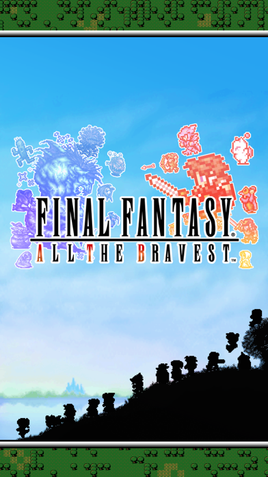 FINAL FANTASY ALL THE BRAVEST紹介画像1