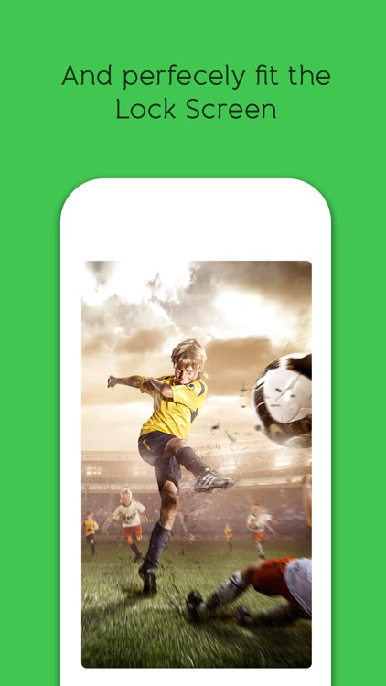 Crazy Soccer Wallpapers & Backgrounds - HD Images screenshot-3