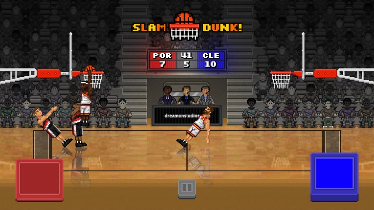 Bouncy Basketball screenshot-0