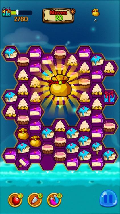 Cookie Helix Smash screenshot-3