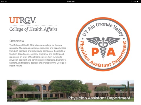 Department of Physician Assistant by Elias Villarreal on Apple Books