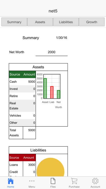 Personal Finance Pro screenshot-2