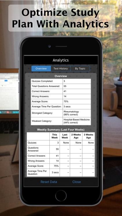 PreTest Medicine Self-Assessment and Review screenshot-3