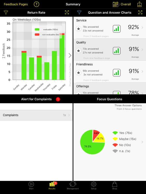 Feed2Go - Surveys & Feedback screenshot-3