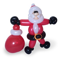 Balloon Making - Christmas Speical