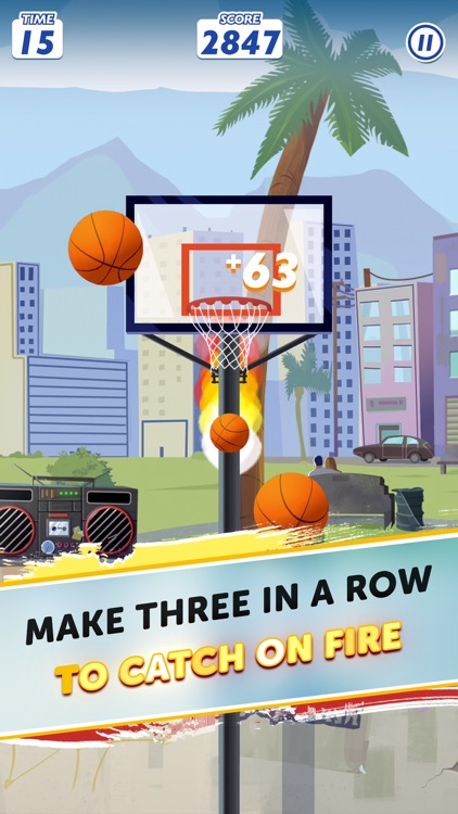 PopSwish Basketball by Andrew Wiggins screenshot-0