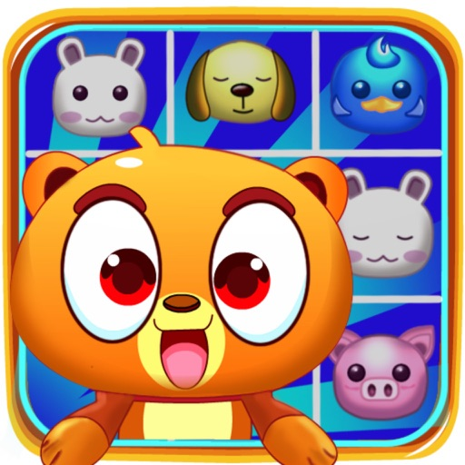 Popping Pet Puzzle Pro