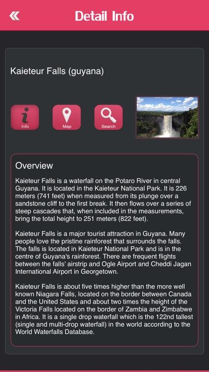 Beautiful Waterfalls of The World screenshot-3
