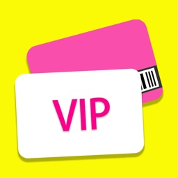 Premium VIP Cards Membership Manager - Store Loyalty Card & Keep Coupon.s Secure Wallet Vault