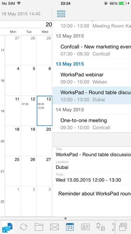WorksPad for MobileIron screenshot-3
