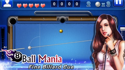 8 Ball Mania screenshot three