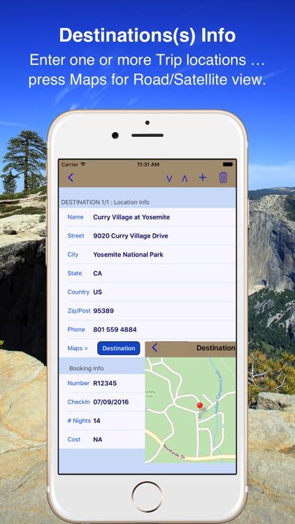 Camp & Hike Checklist screenshot-3