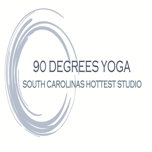 90 Degrees Yoga icon