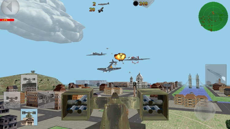 Patriotic Missile 3D screenshot-2