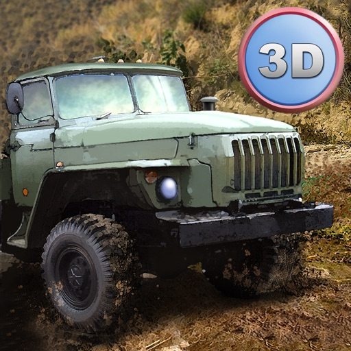 Ural Offroad Simulator 3D Full - Russian truck driving icon