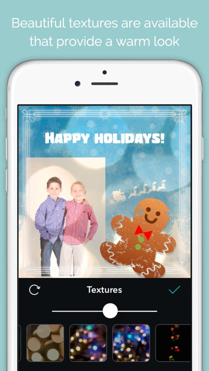Santa Cards : FREE Christmas greeting cards maker screenshot-3