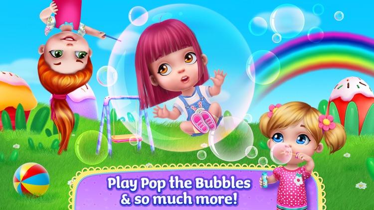 Baby Kim - Care, Play & Dress Up screenshot-4