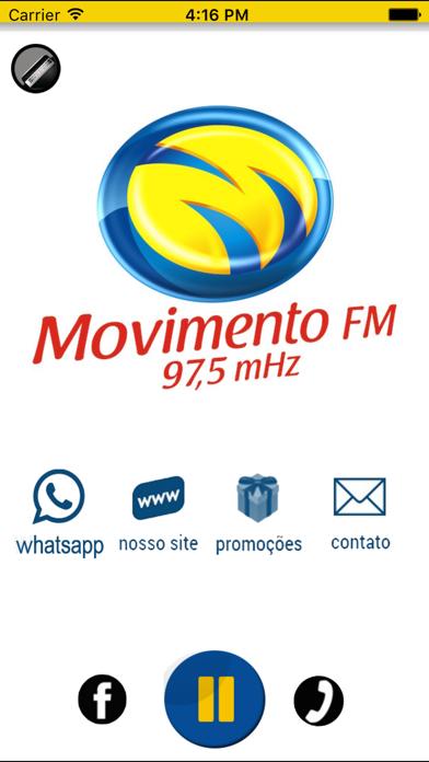 点击获取Rádio Movimento FM - Pato Branco
