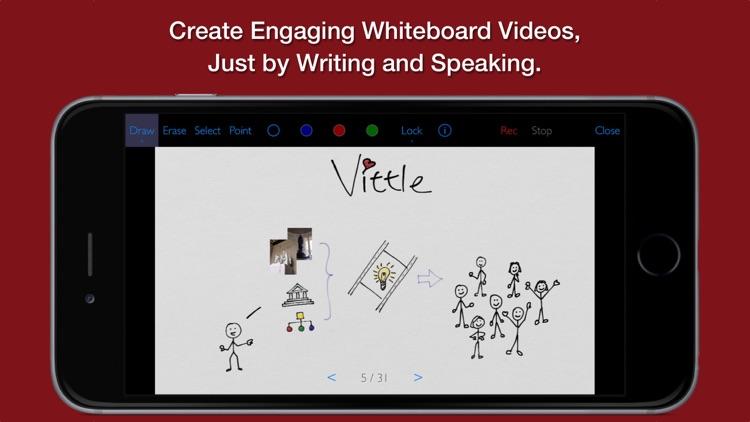 Vittle Pocket - Screencast Video Maker