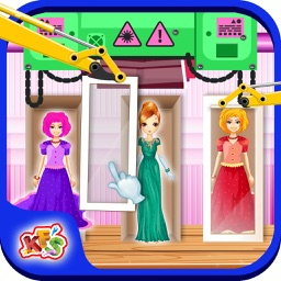 Princess Doll Maker & Dolls Makeover Game