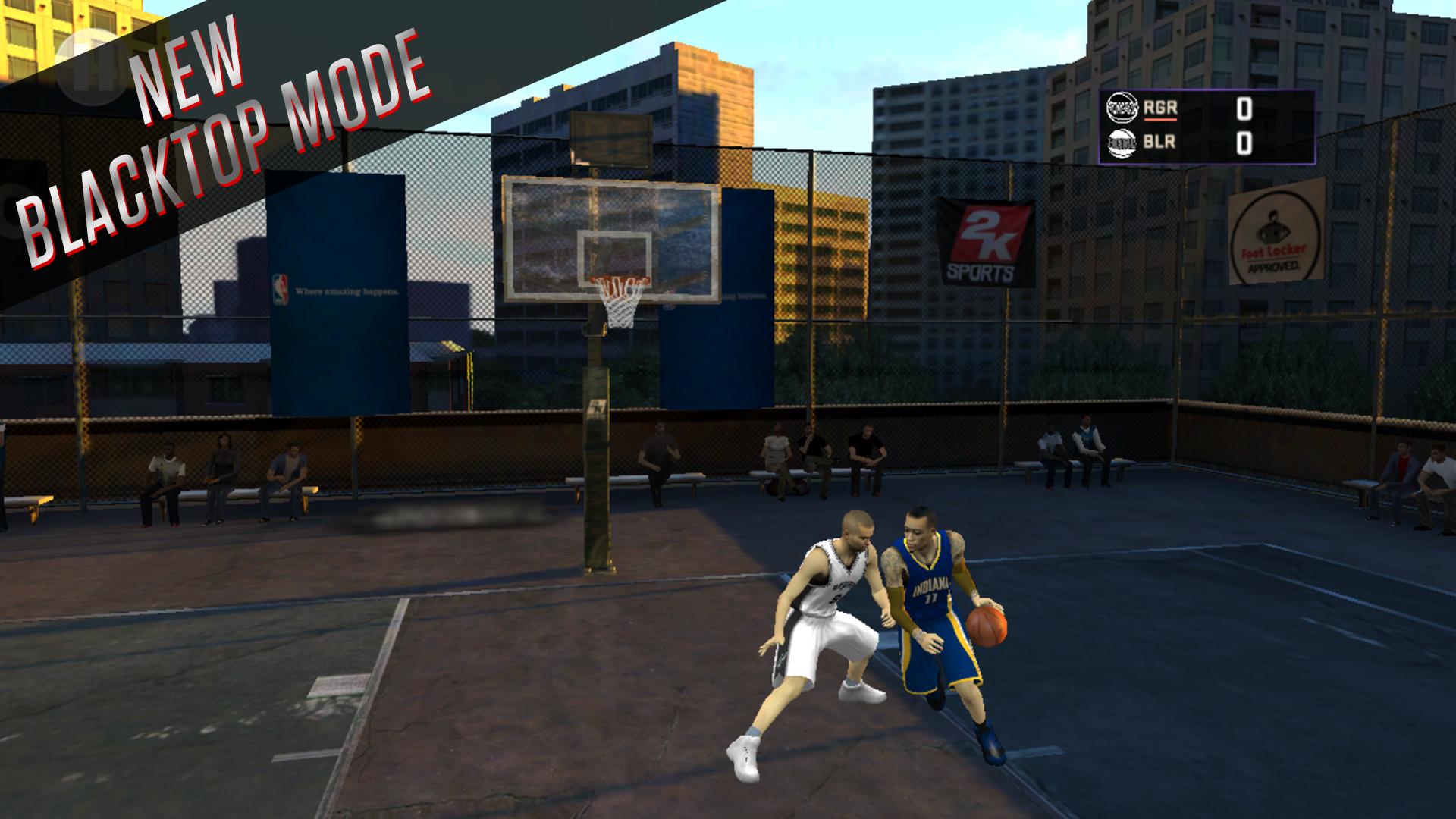 NBA 2K16 TV Edition screenshot 3