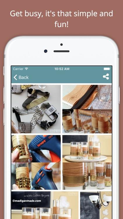 DIY Decor Project Ideas screenshot-4