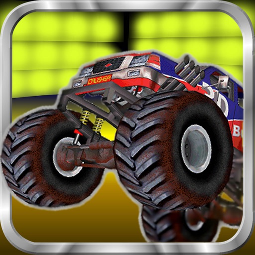 Armor Monster Truck - Car War Racing Game