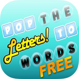 Pop The Letters To Build Words Free