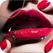 Tattoo & Piercing - Virtual Art Inked & Pierced Designs Photo Salon