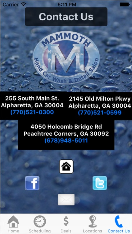 Mammoth Handwash & Detail Salon screenshot-3