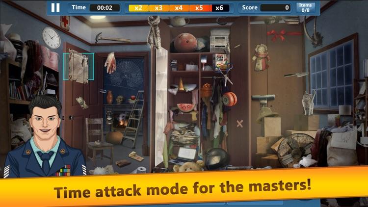 Washington Crimes - Hidden Object screenshot-3