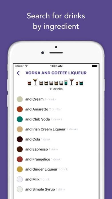 Lush Cocktails app image