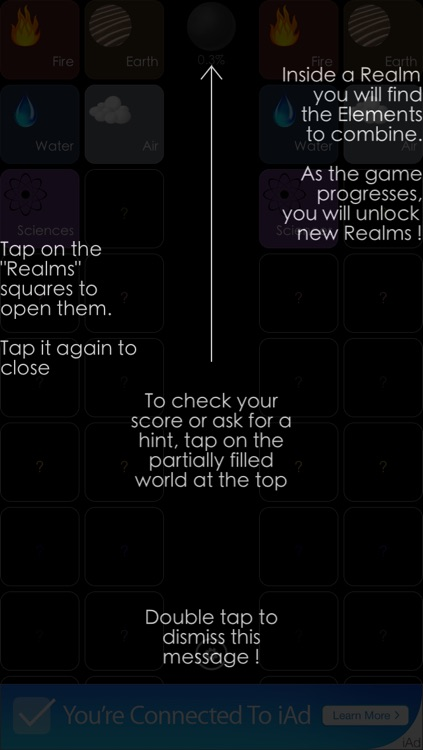 Alchemic Phone - Alchemy in your pocket screenshot-1