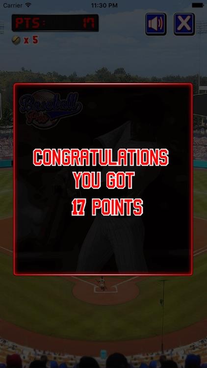 Baseball Pro - Hit The Ball screenshot-4
