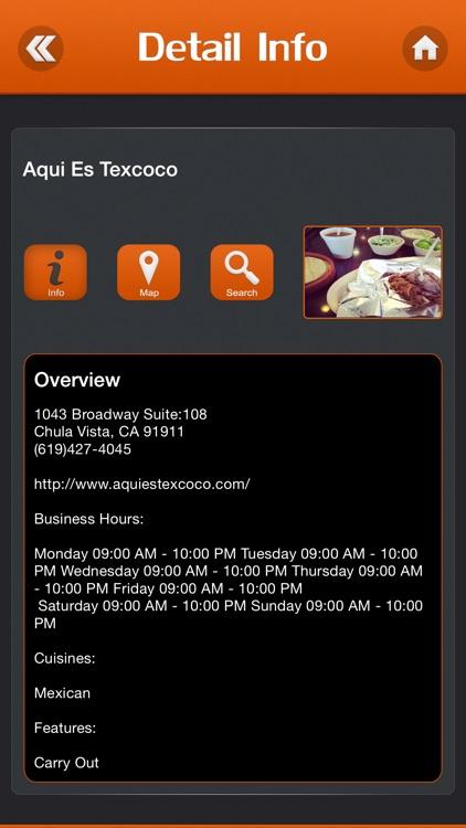Bizarre Foods America Restaurants screenshot-3