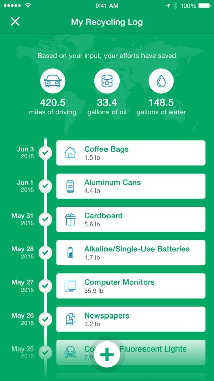 RecycleNation screenshot-4