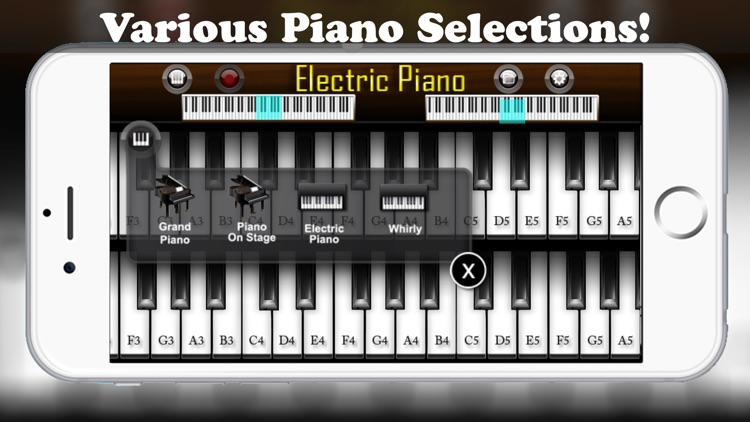 Virtual Piano Pro - Real Keyboard Music Maker with Chords