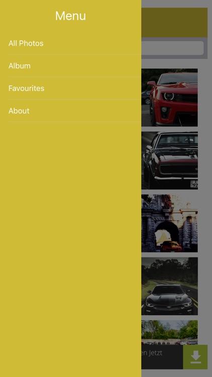 HD Car Wallpapers - Chevrolet Camaro Edition
