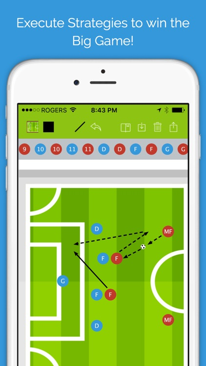 Soccer Blueprint screenshot-1