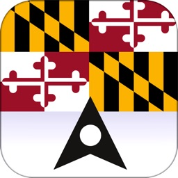 Maryland Offline Maps and Offline Navigation