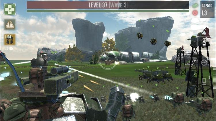 War Tortoise screenshot-3