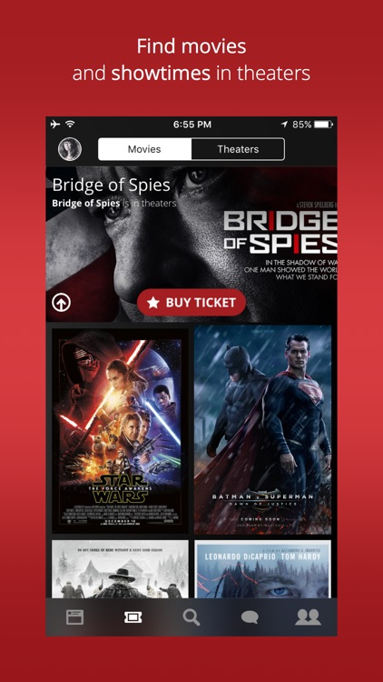 MovieLaLa - Movie Trailers, Showtimes with Fandango Tickets, IMDB Reviews & Ratings