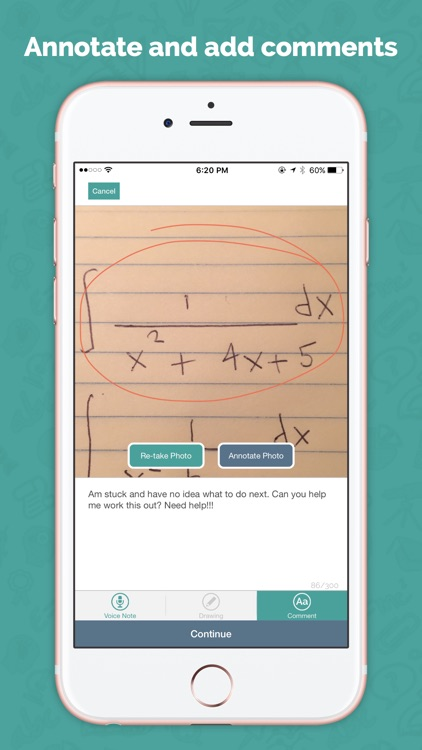Exampl Get Unstuck Homework screenshot-1